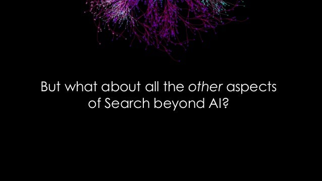 The Future of Search & AI Starts Now.