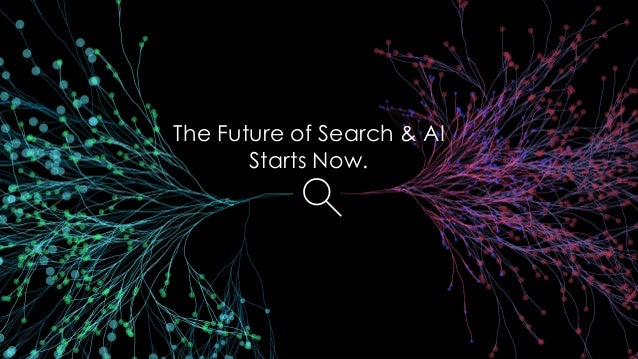 The Future of Search and AI