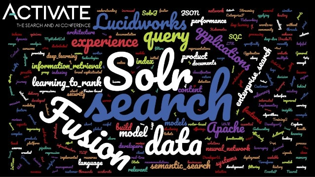 Solr leads the way on Learning to Rank