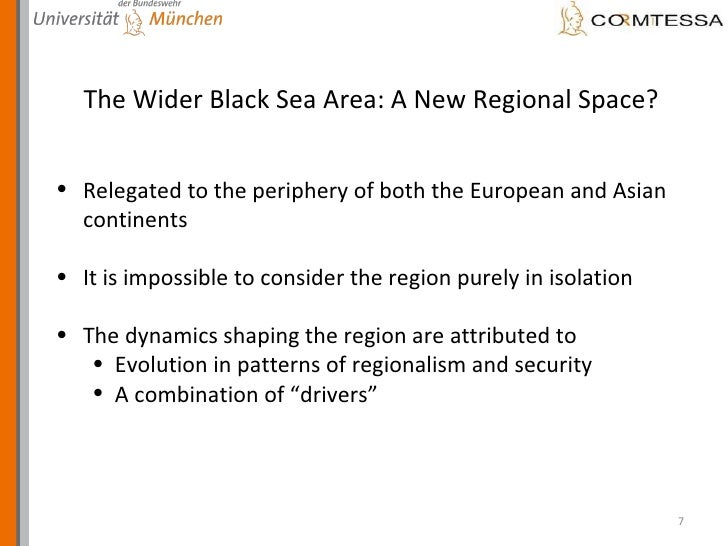 The Geopolitics Of Energy Interdependence The Example Of The Europea