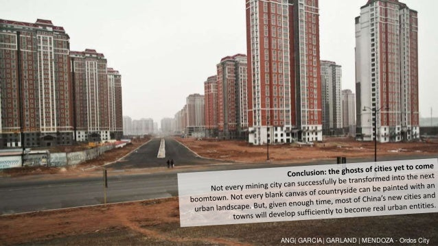 ordos modern ghost town photo essays for young