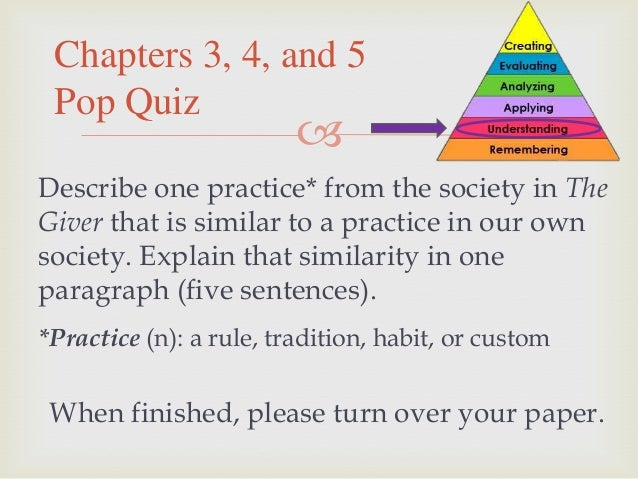 disscussion question chapter 1 R nordick study questions lord of the flies by william golding chapter one: 1 why is the chapter entitled the sound of the shell.