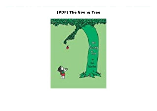 Pdf The Giving Tree Cartoon tree free vector we have about (24,016 files) free vector in ai, eps, cdr, svg vector illustration graphic art design format. slideshare