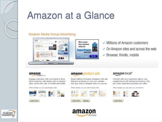 Amazon at a Glance