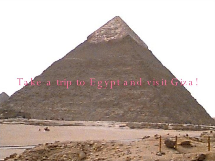 an analysis of the origin and purpose of the great pyramid of giza The men are apparently convinced the cartouche identifying khufu as the creator of the great pyramid at giza is a fake, and they hoped to do an analysis on the pigments to prove they were not as.