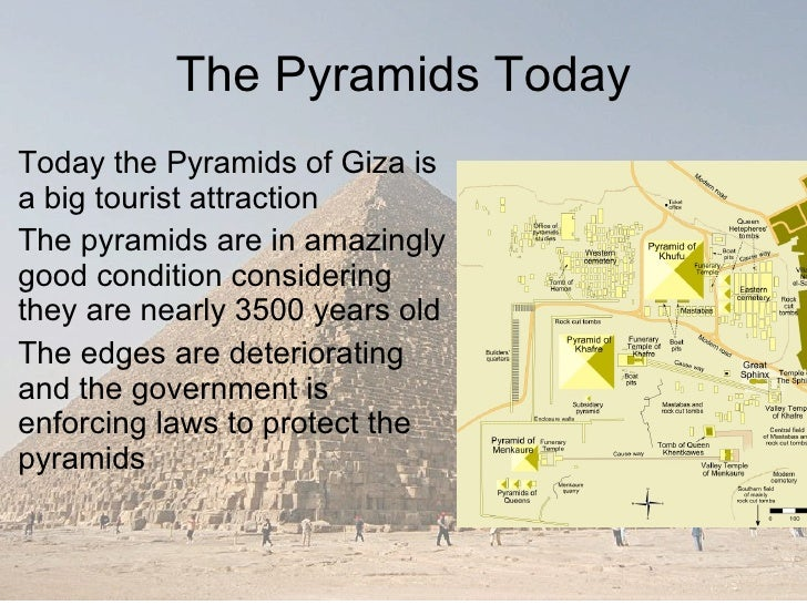 the great pyramids of giza essay The three large pyramids at giza,  a separate team of archaeologists is currently working to make an internal map of the great pyramid at giza using laser technology.