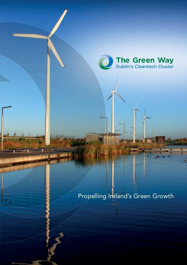 Propelling Ireland's Green Growth