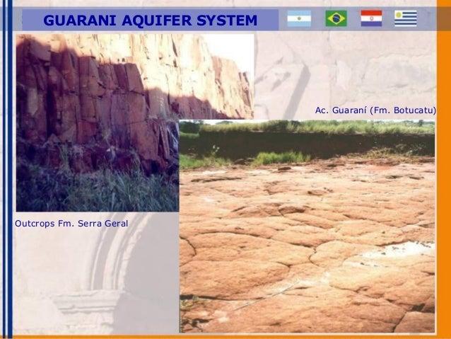 The guarani aquifer project lessons learnt to an aquifer managment s guarani aquifer system outcrops fm serra geral 4 publicscrutiny Images
