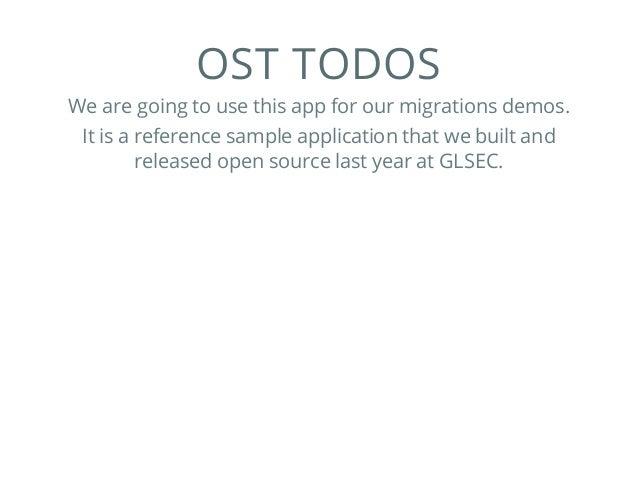 The Happy Path: Migration Strategies for Node.js Slide 3