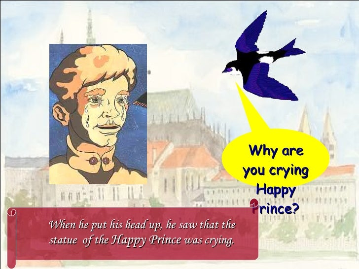 the happy prince critical analysis