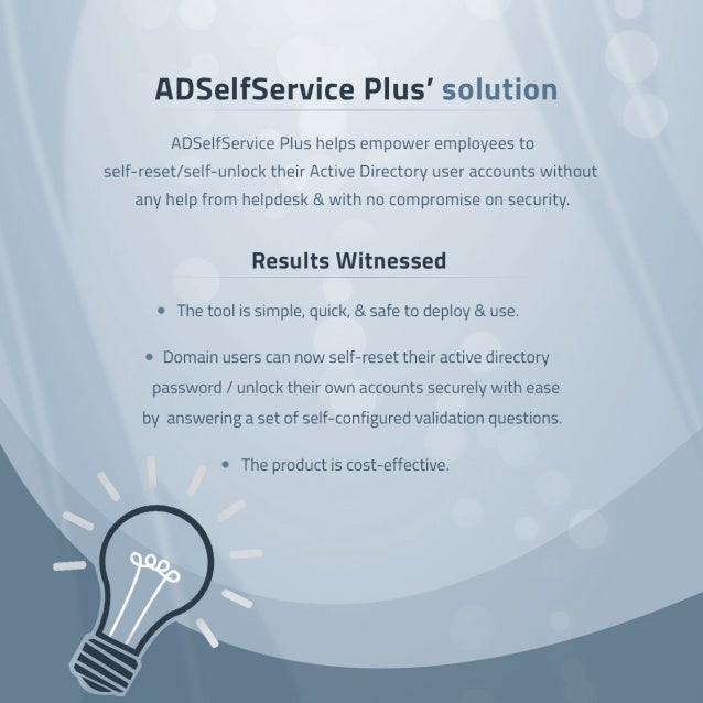 The Henson Group automates password management with the help of ADSelfService Plus