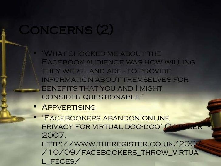 The hidden dangers of social networking