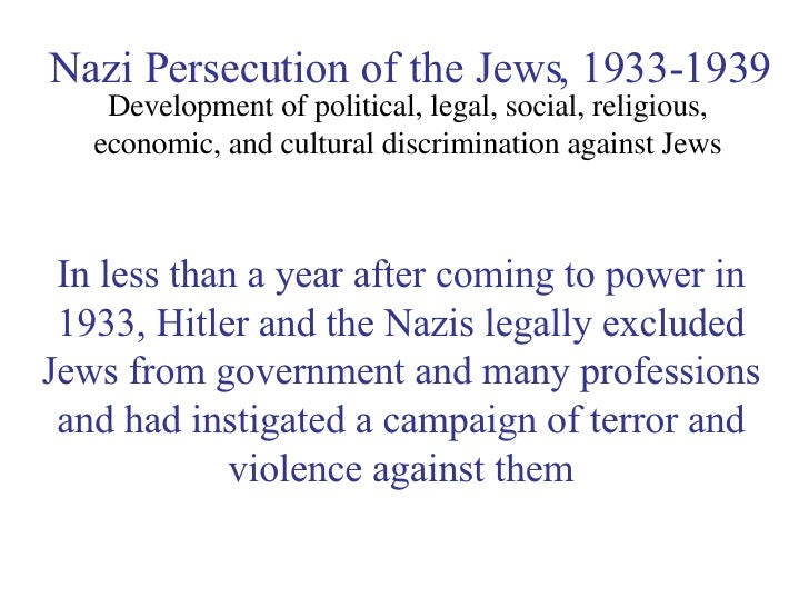 the effect of the nuremberg laws During april 1933 the nazis began to develop antisemitic laws that would  and  also the reich citizenship law (the nuremberg laws) on 15 september 1935.