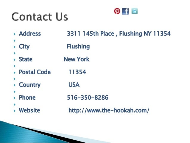 Wholesale Hookah Products