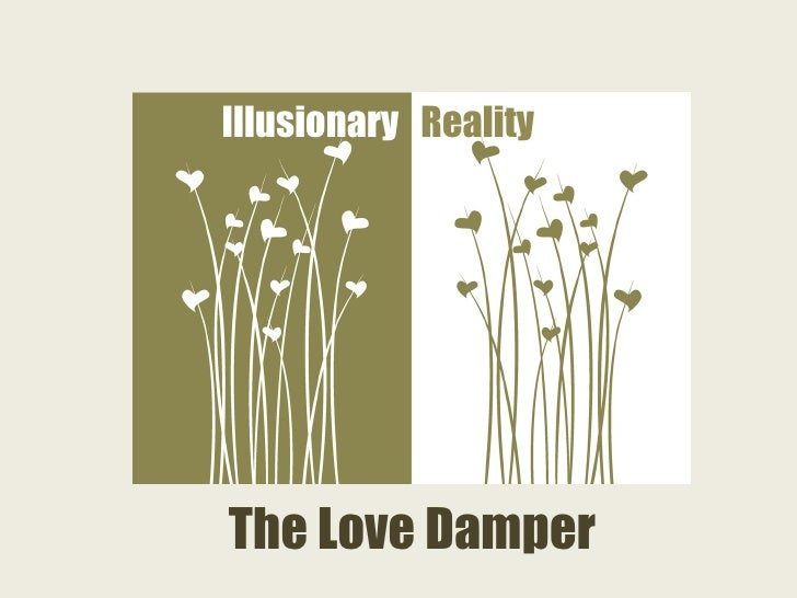 Illusionary Reality The Love Damper