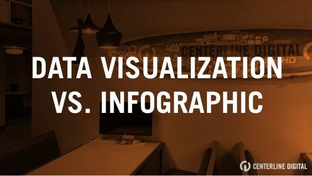 DATA VISUALIZATION VS. INFOGRAPHIC