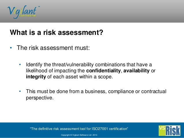 The Importance Of Information Security Risk Management