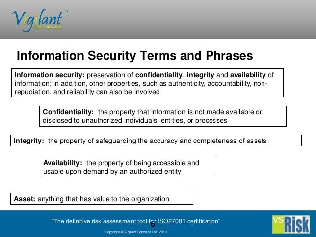 the role of information security More about security sans institute infosec reading room describes the roles and responsibilities of the chief as part of the information security reading room.