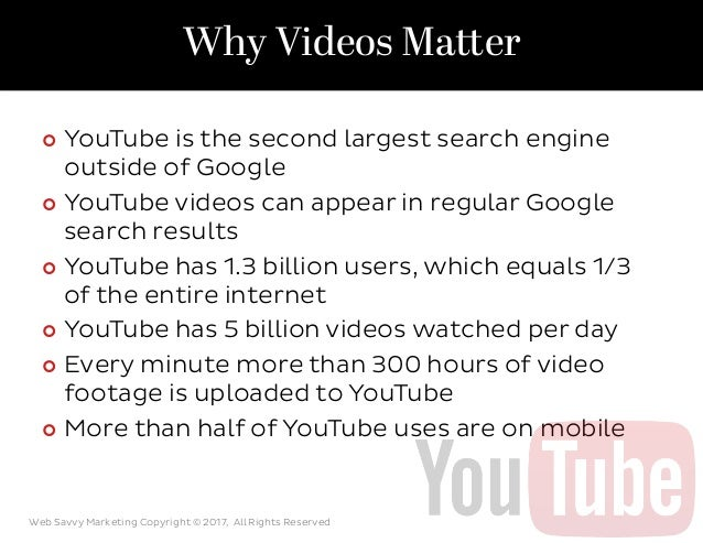 The Ins and Outs of YouTube SEO Slide 2