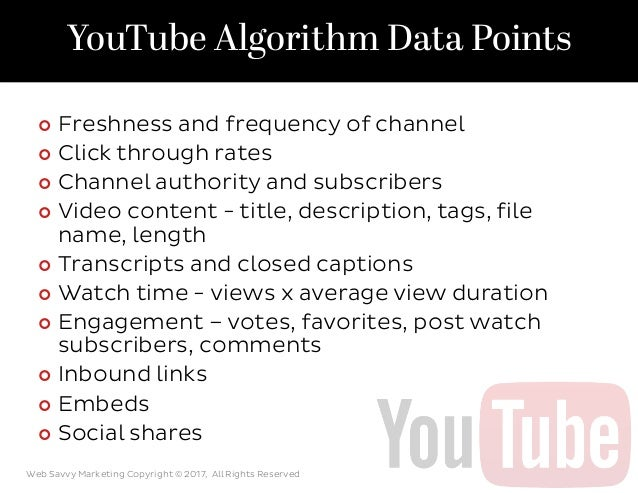The Ins and Outs of YouTube SEO Slide 3