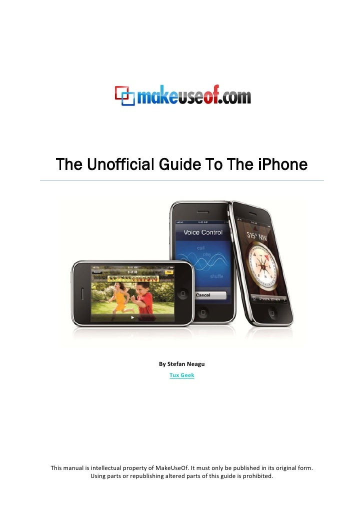The iphone-guide