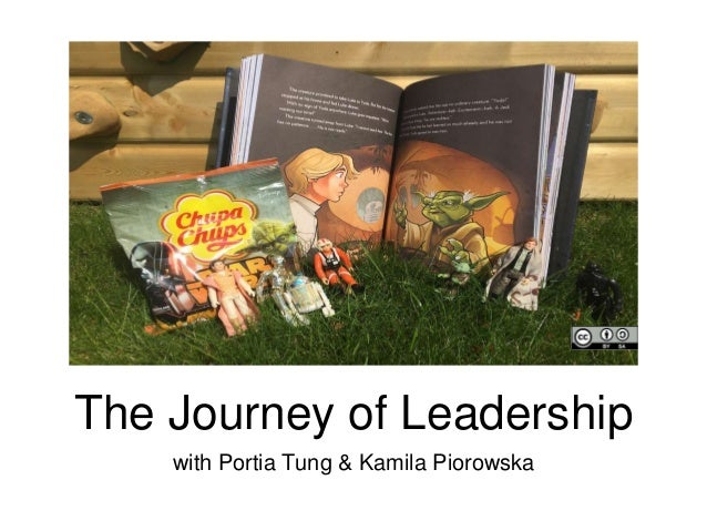 The Journey of Leadership with Portia Tung & Kamila Piorowska
