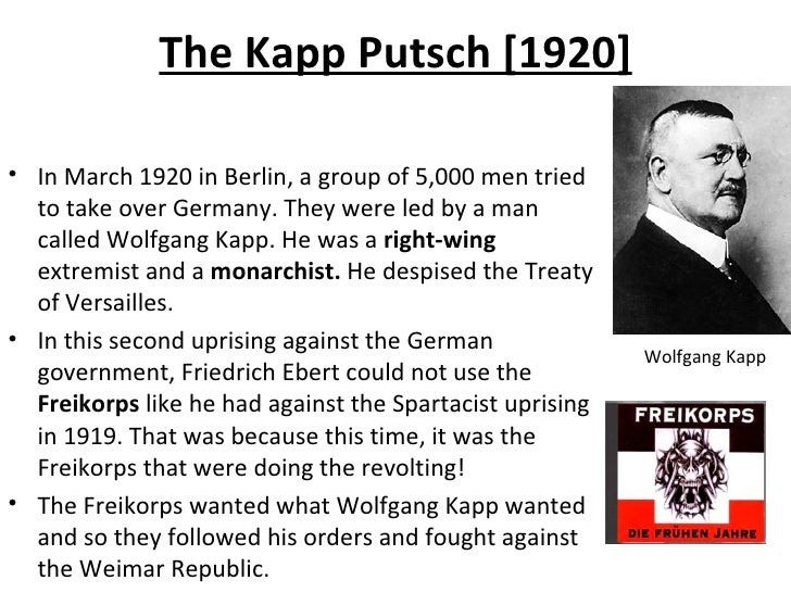 fact file on the spartacist The spartacists were communists, who wanted germany to be run by the working  classes  the spartacists were led by karl liebknecht and rosa luxemburg.