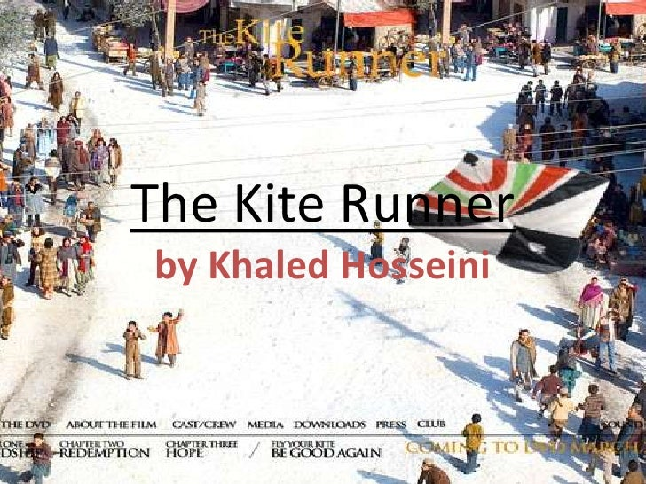 The Kite Runner<br />by KhaledHosseini<br />