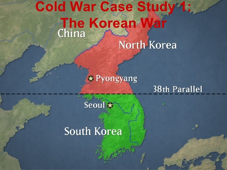 Impacts of the korean war
