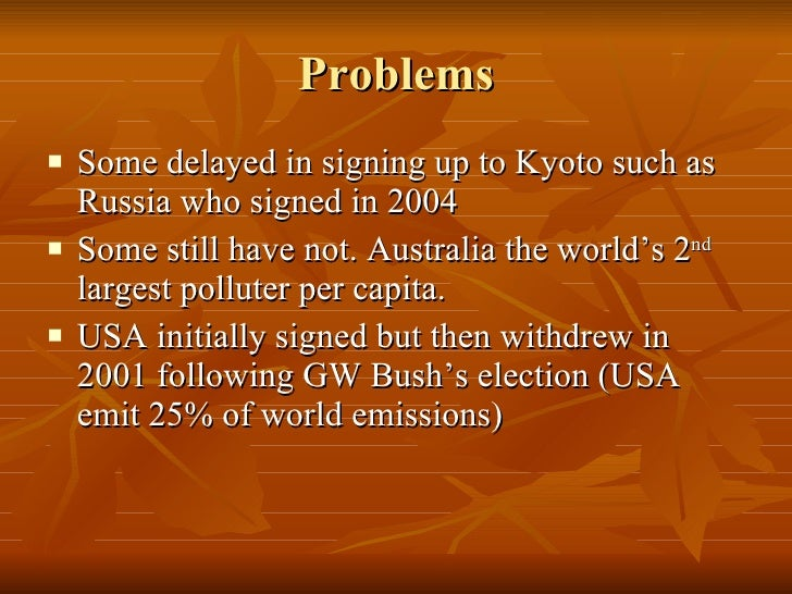 """the kyoto protocol The 15 states who were eu members in 1997 when the kyoto protocol was adopted, took on that 8% target that will be redistributed among themselves, taking advantage of a scheme under the protocol known as a """"bubble"""", whereby countries have different individual targets, but which combined make."""