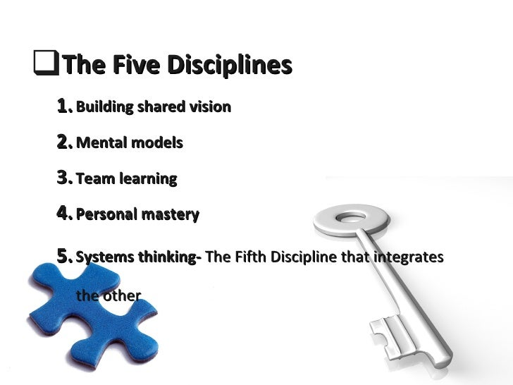 the laws of the fifth discipline essay Discuss the code of silence that involves law  blue wall of silence and its effects on police activities (essay  when discussing police discipline,.
