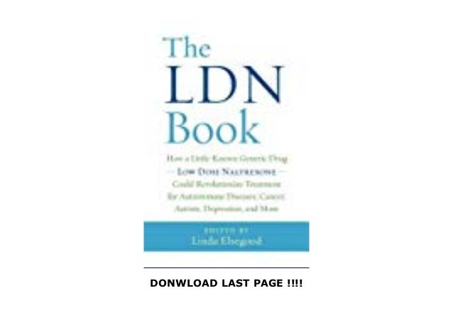 FAST SHIPPING The LDN Book: How a Little-Known Generic ...