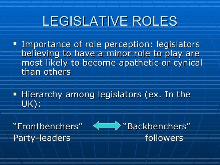 the respective roles of the legislature What are the roles of the legislature and executive when hostilities exist  of  power between the president and congress with respect to war.