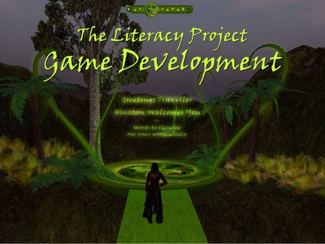 The Literacy Project Game Development