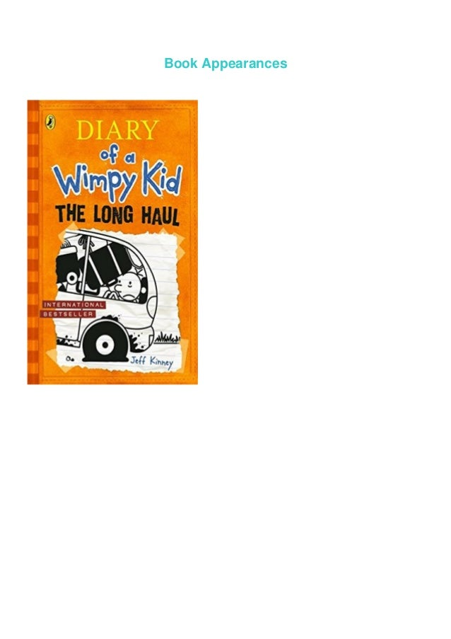 The Long Haul Diary Of A Wimpy Kid