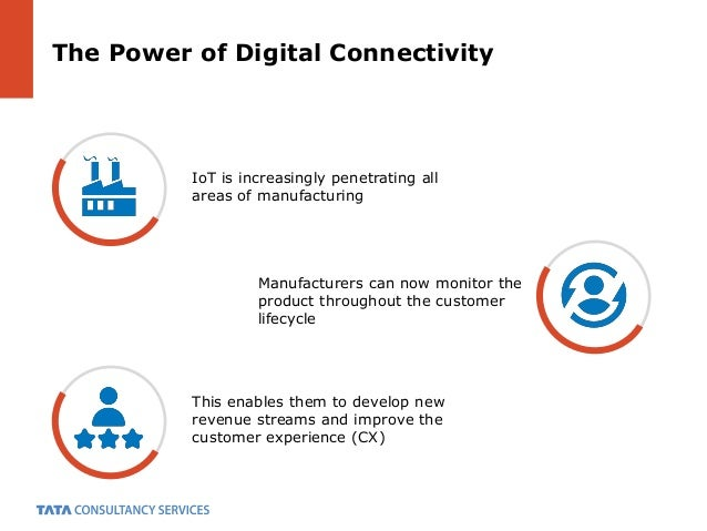 The Magic That Happens When Manufacturers Digitally Attach Themselves to Their Products Slide 2