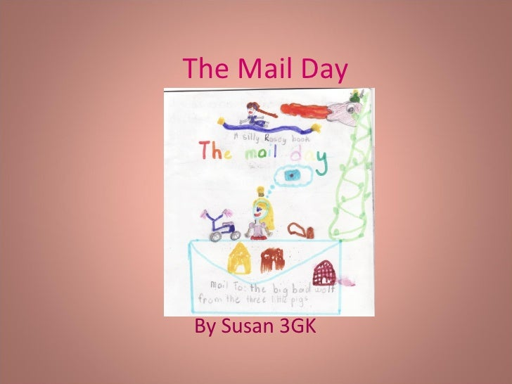 The Mail Day By Susan 3GK