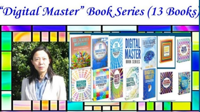 Book Series (13+ Books) Pearl Zhu WWW.PEARLZHU.COM FUTUREOFCIO.BLOGSPOT.COM Digital Master