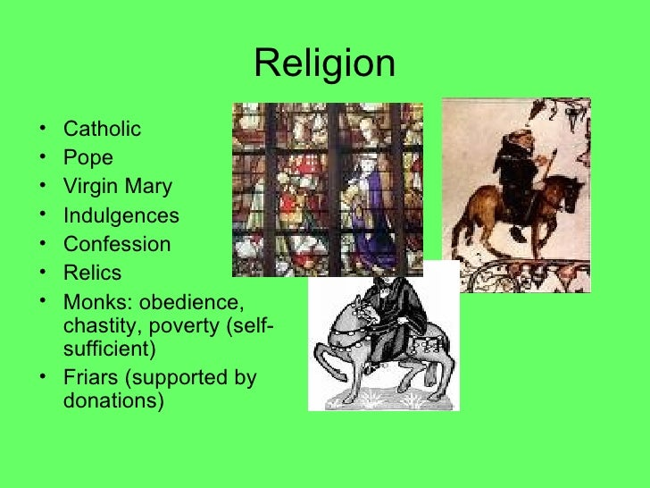 canterbury tales and religion Everything you ever wanted to know about the quotes talking about religion in the canterbury tales: the miller's tale, written by experts just for you.