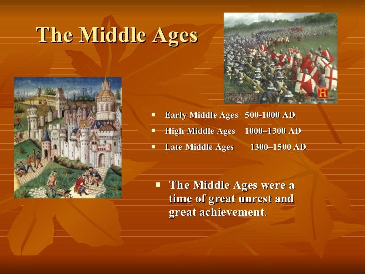 the chaos and unrest in society during the middle ages Understanding western society what was life like in rome during the golden age what explains the social unrest of the late middle ages.
