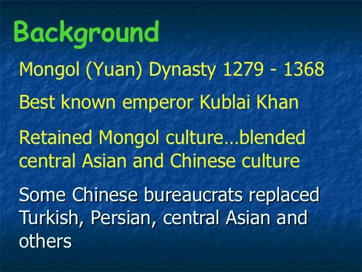 the ming and qing dynasties of china 2