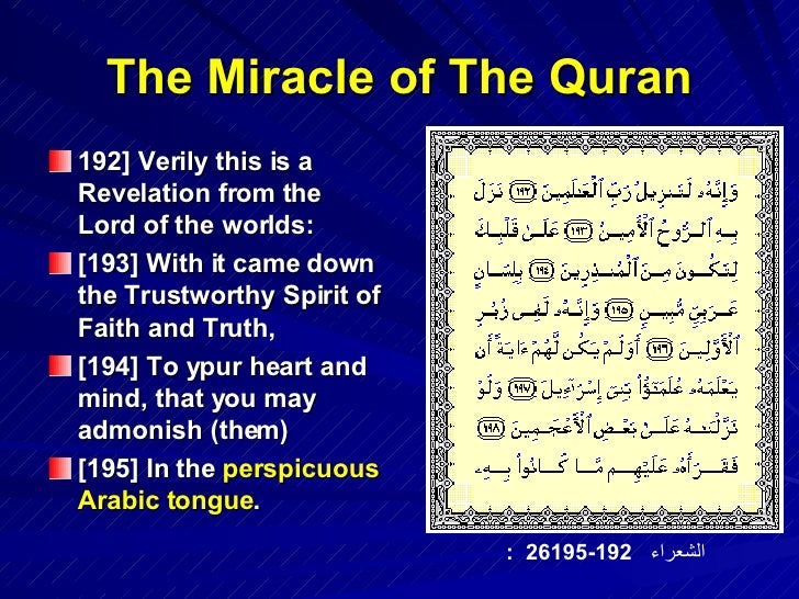 miracle of the quran Miracle islam video let the truth be revealed home login forum link 1 2 3  the miracle of the number 19 in the holy quran quran miracle of ninteen 19.