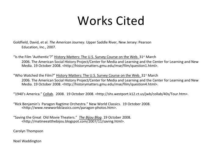works cited film mabel mobeetel co