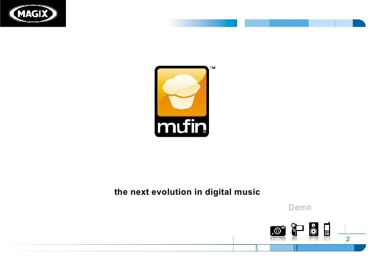 The Mufin MusicFinder - MAGIX AG - Juergen Jaron - Media in