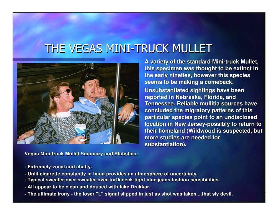 19. THE VEGAS MINI-TRUCK MULLET ...