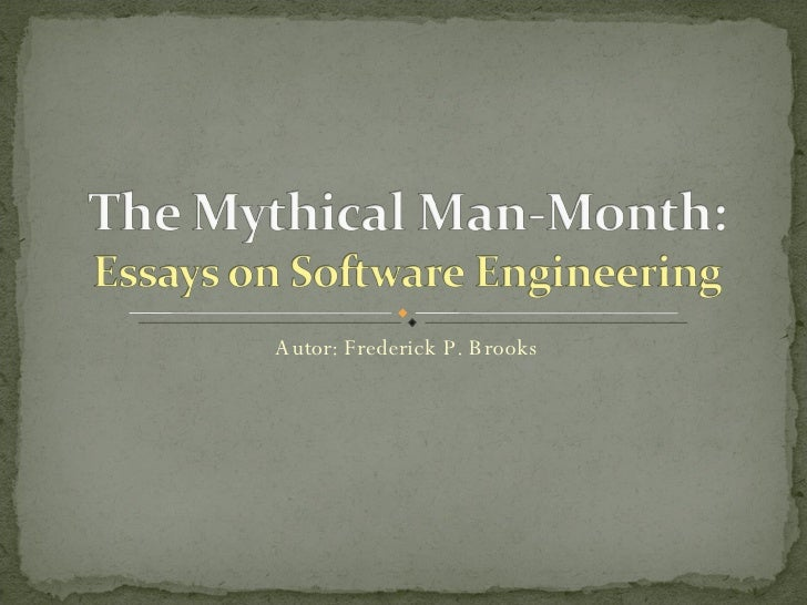 the mythical man month pdf torrent