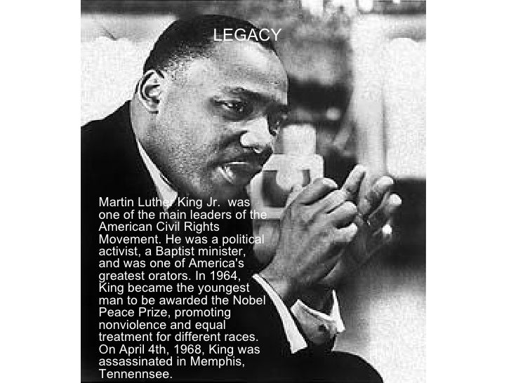 essays written about martin luther king Essays and criticism on martin luther king, jr - critical essays.