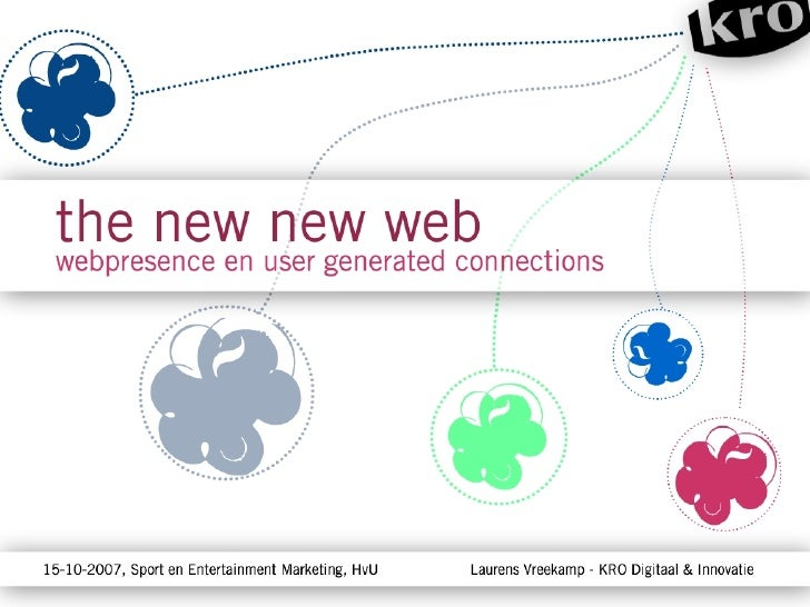 The New New Web