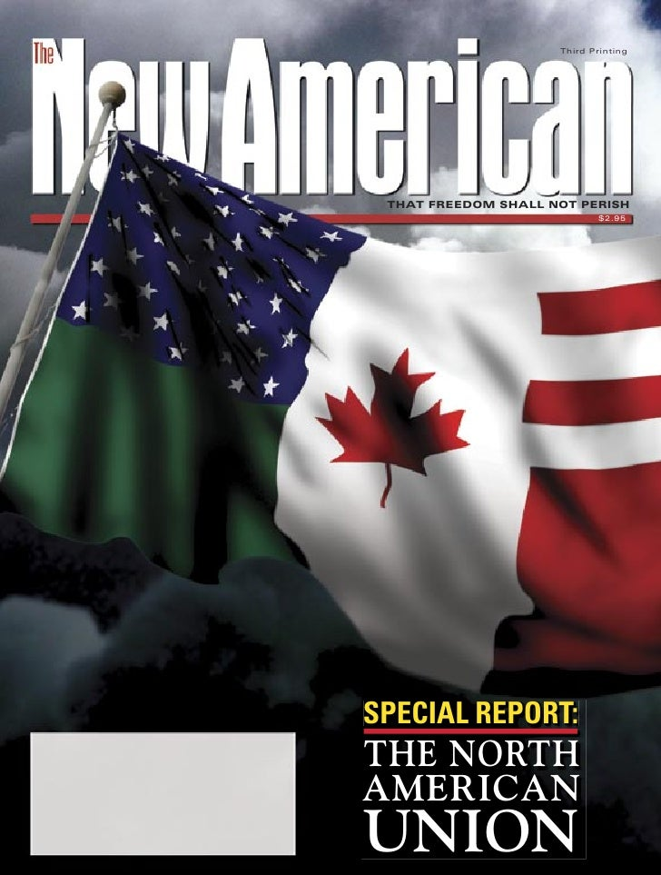 Third Printing      THAT FREEDOM SHALL NOT PERISH                             $2.95     SPECIAL REPORT: THE NORTH AMERICAN...