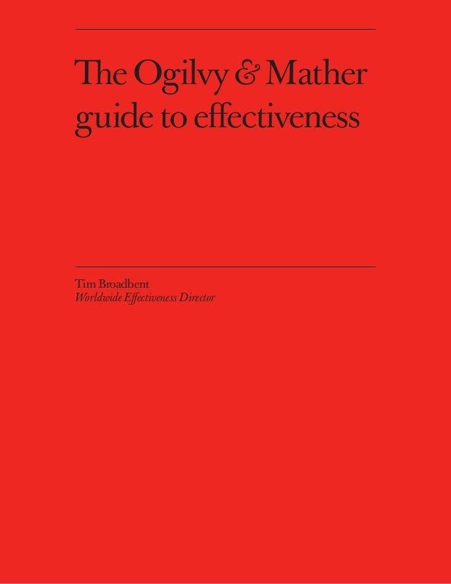 ogilvy and mather worldwide